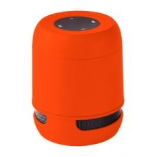 Difuzor bluetooth cu carcasa din plastic. Baterie reincarcabila incorporata, cu handsfree, cablu USB.