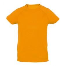 tricou copii Tecnic Plus K personalizate Tricou pentru copii dintr-un material ce permite pielii sa respire, 100% poliester, 135 g/m².