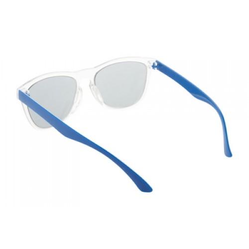 ochelari de soare cu design unic CreaSun personalizate Ochelari de soare din plastic cu design unic, protectie UV 400. Cantitate minima de comanda 50 buc.