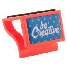 Acoperitor webcam din plastic, cu screen cleaner, ideal pentru epoxy.