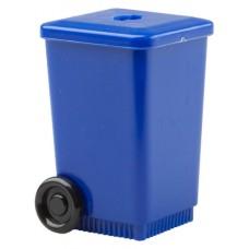 Ascutitori in forma de cos de gunoi din plastic Longi personalizate