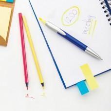 Creion evidentiator din lemn este ascutit Zoldak personalizate